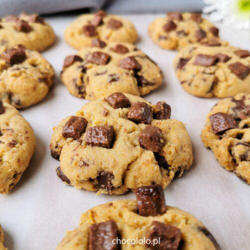proste ciasteczka z czekoladą 1aa