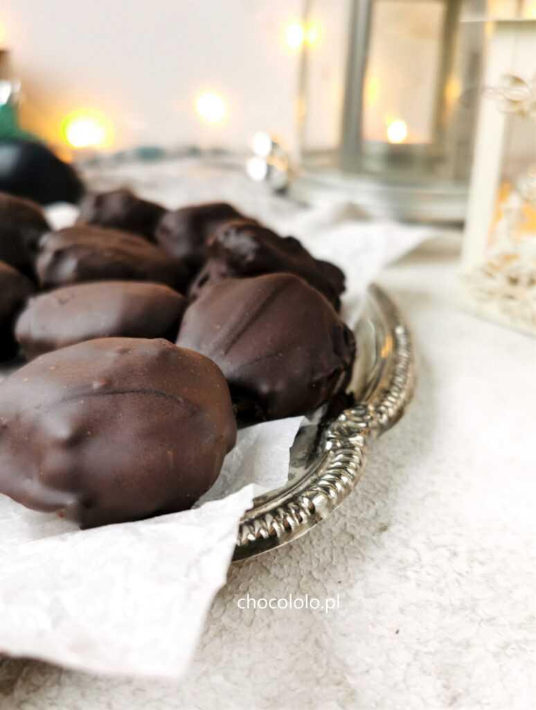 śliwki w czekoladzie piernikowe 1