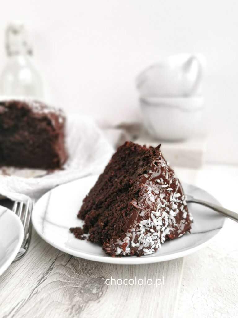 mocno czekoladowe ciasto bananowe 1a
