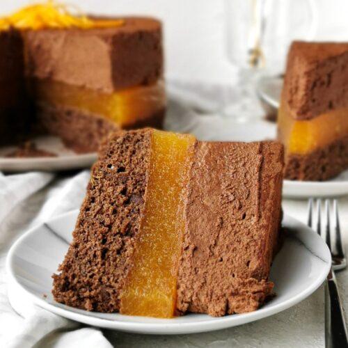 podwójnie czekoladowe ciasto delicja 1a