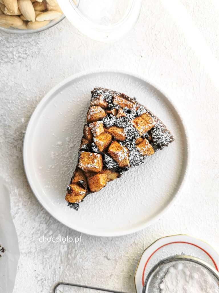 ciasto czekoladowe z jabłkami 3