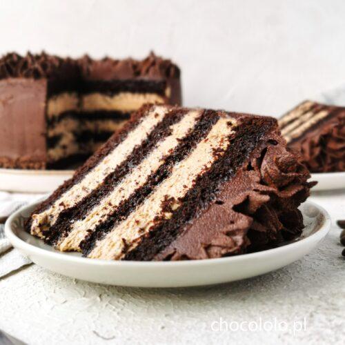 tort czekoladowo-kawowy 1aa