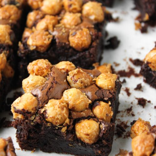 brownie chrupiący orzech 3