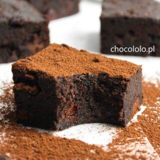brownie kakaowe